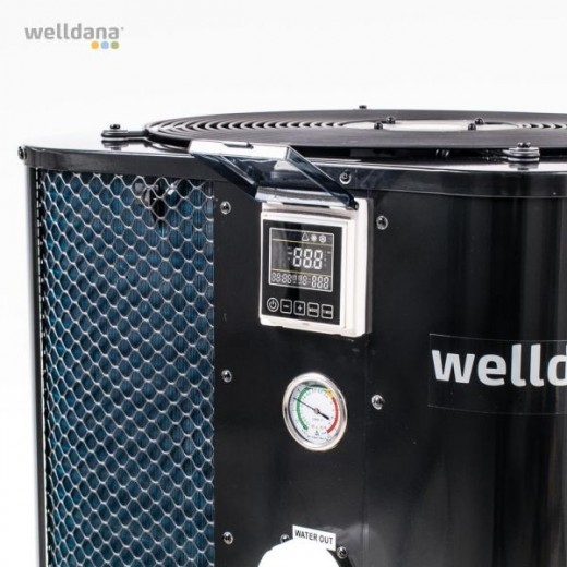 Welldana Heat pump WMV Wifi 34-180510