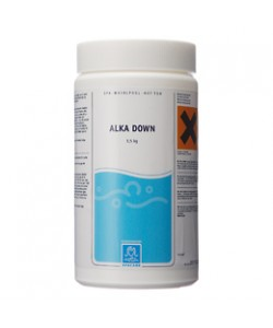 Spacare Alka Down, granulat 1,5 kg-20