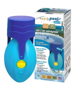 EASYPOOL Mini alt-i-en vandpleje fra Swim and Fun-20