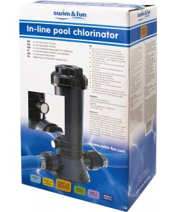 In-line klorinator til pool-20