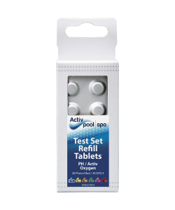 Test Set Refill Tablets Oxygen 1x30 Phenol Red / 1x30 DFD 4-20
