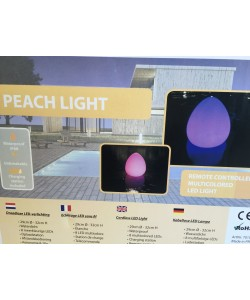 Peach Pool Light 32 cm-20