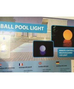 Ball Pool Light 30cm-20