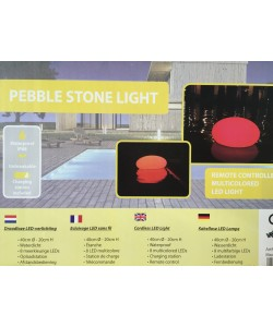 Pebble Stone Pool Light 40 cm-20
