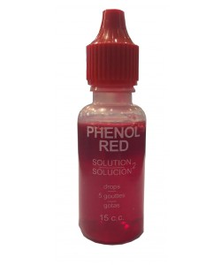 Phenol Red test dråber-20