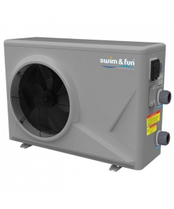 SWIM and FUN Pool and Spa inverter varmepumpe 9kW-20