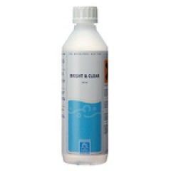 SpaCare Bright og Clear, klart vand 500 ml