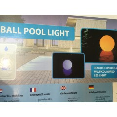 Ball Pool Light - 30cm