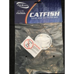 Pool Blaster- Parts - Sand & Silt Filter Catfish